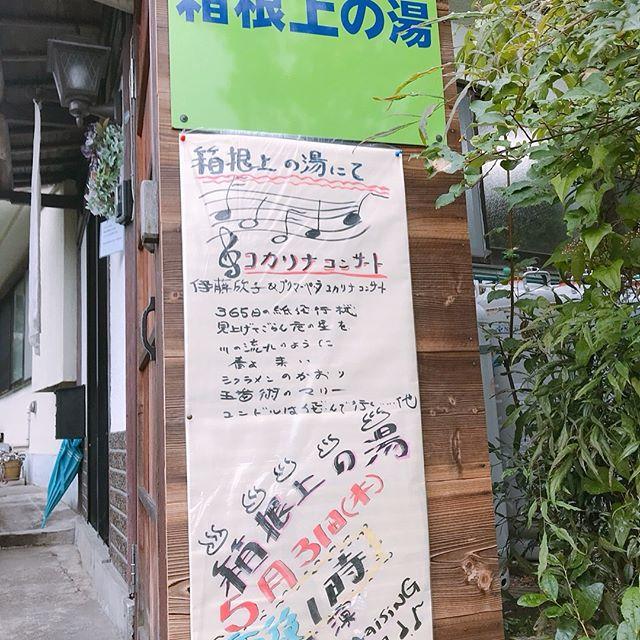 初めてのコカリナコンサートを開催しました!コカリナは木のぬくもりと優しさを存分に感じる楽器でした!箱根にこよなくマッチしました!自然の音色!演奏して下さった伊藤欣子先生、プリマベーラの皆様、素晴らしい演奏ありがとうございました!そしてご視聴下さったお客様!ありがとうございました!休憩時間には手作りのケーキとお茶をお出ししました!#箱根#箱根登山鉄道#コカリナコンサート#手作りのケーキ